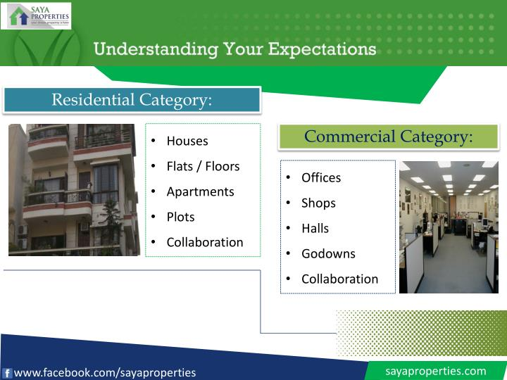 Residential Category: