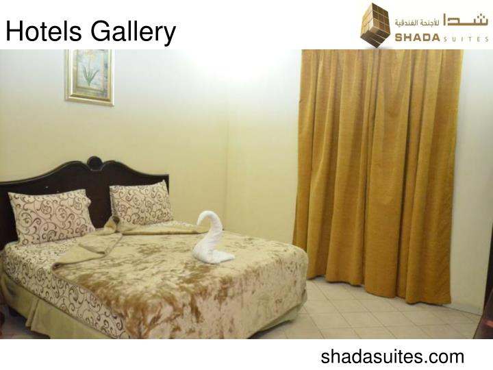Hotels Gallery