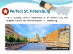 perfect st petersburg
