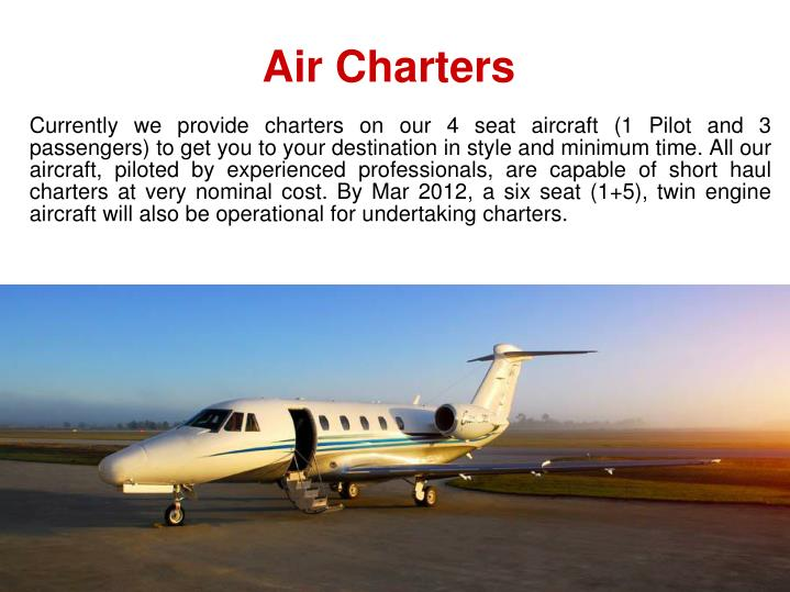 Air Charters