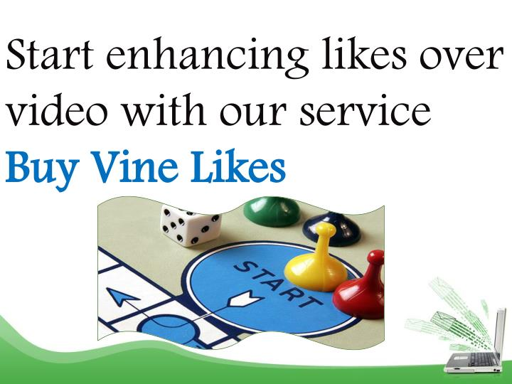 Start enhancing likes over video with our service