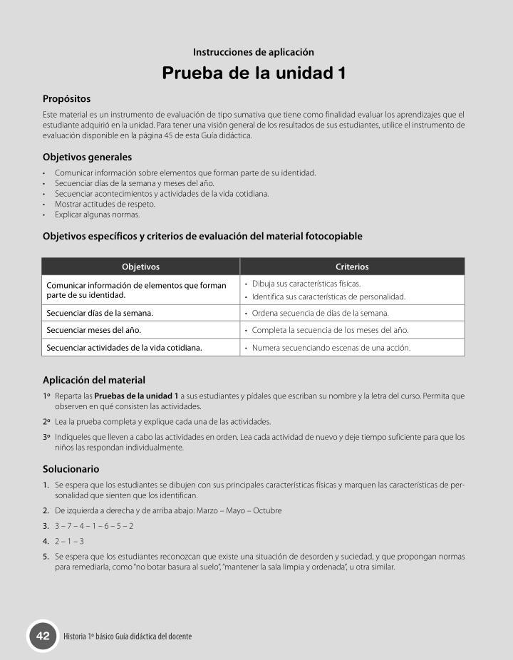 Instrucciones de aplicación