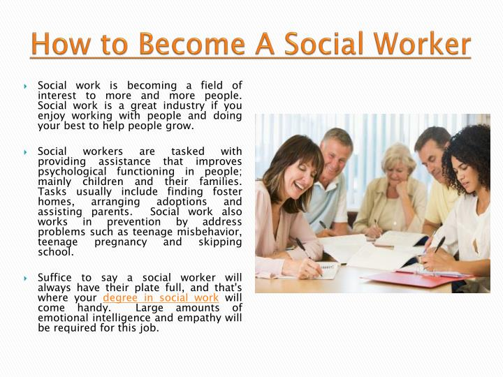 ppt - how long does it take to become a social worker powerpoint, Human Body