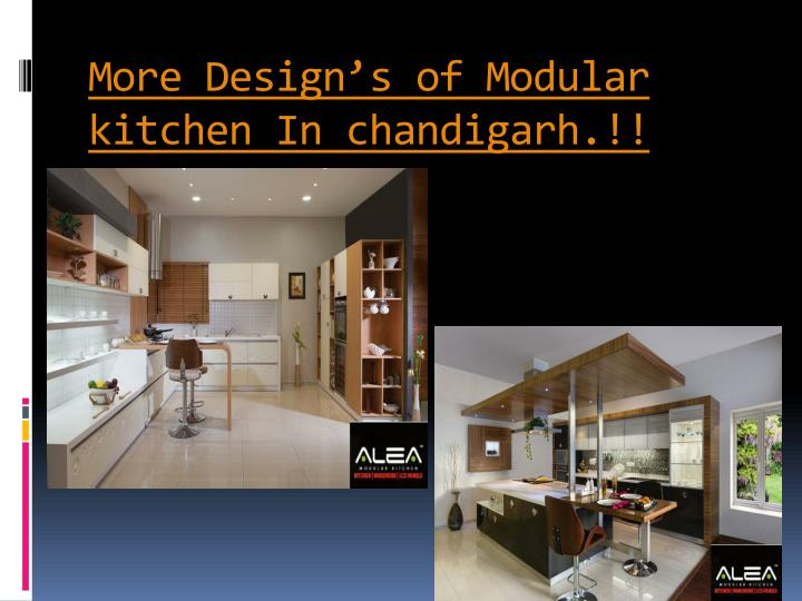 More design s of modular kitchen in chandigarh