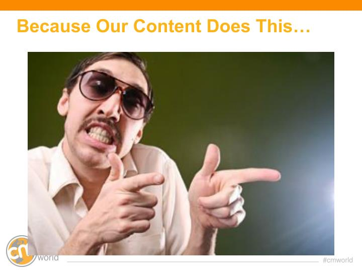 Because Our Content Does This…