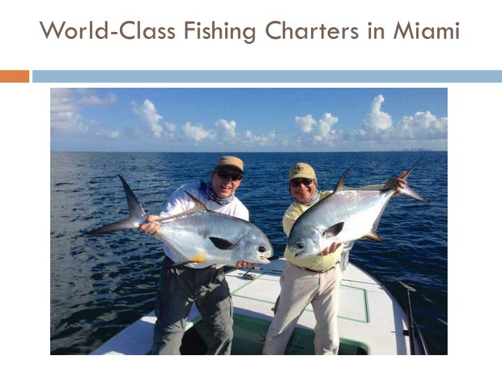 Ppt miami sport fishing charter powerpoint presentation for Miami fishing charters