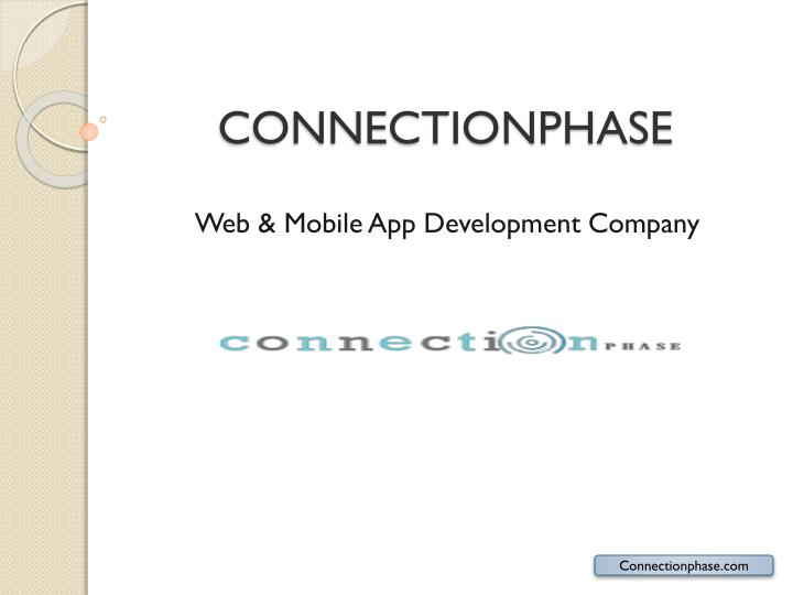CONNECTIONPHASE