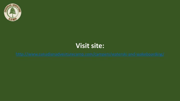 Visit site: