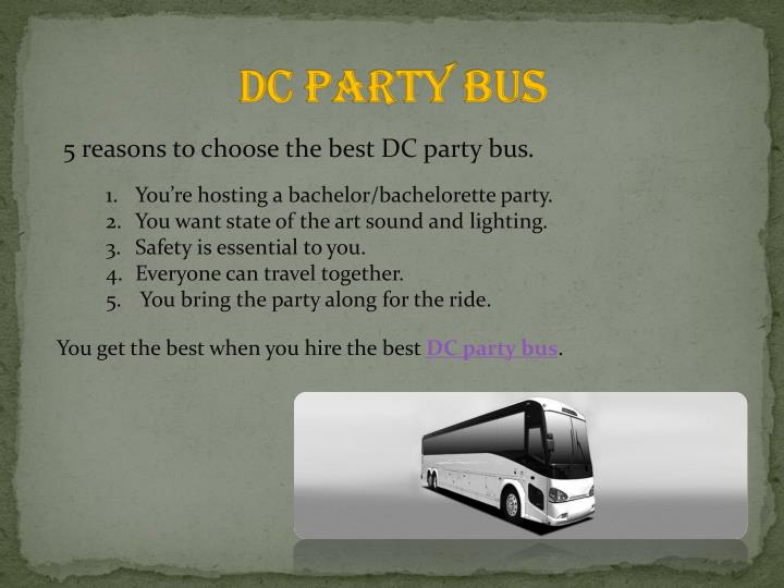 DC Party
