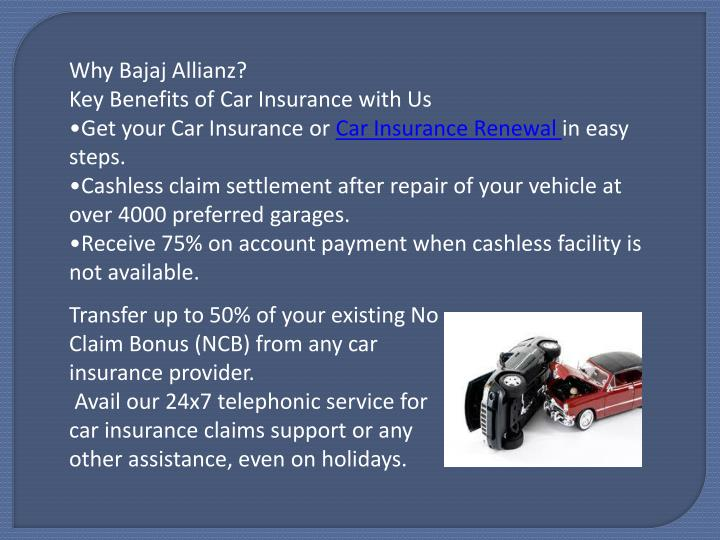 Why Bajaj Allianz?