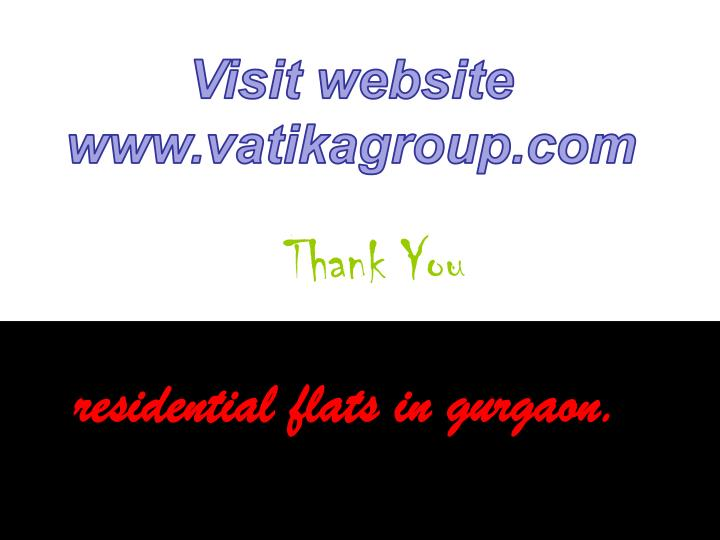 Visit website www.vatikagroup.com
