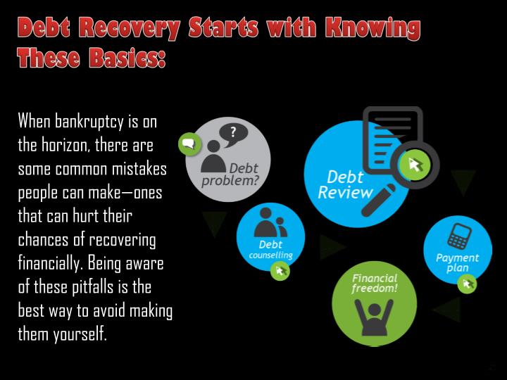 Debt Recovery Starts with Knowing These Basics: