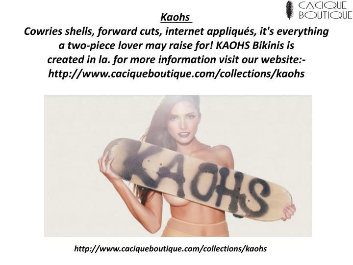 Kaohs