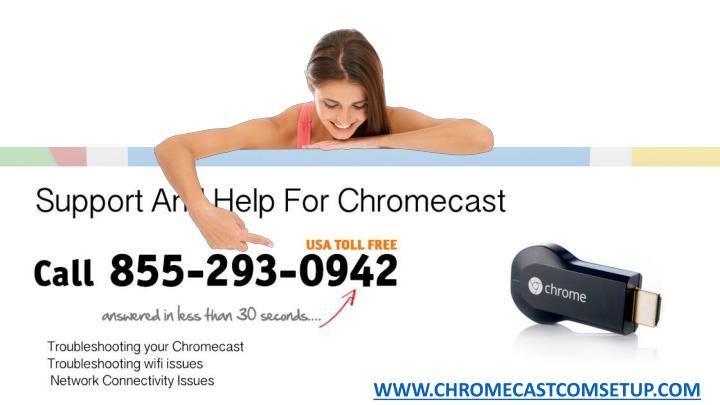 WWW.CHROMECASTCOMSETUP.COM