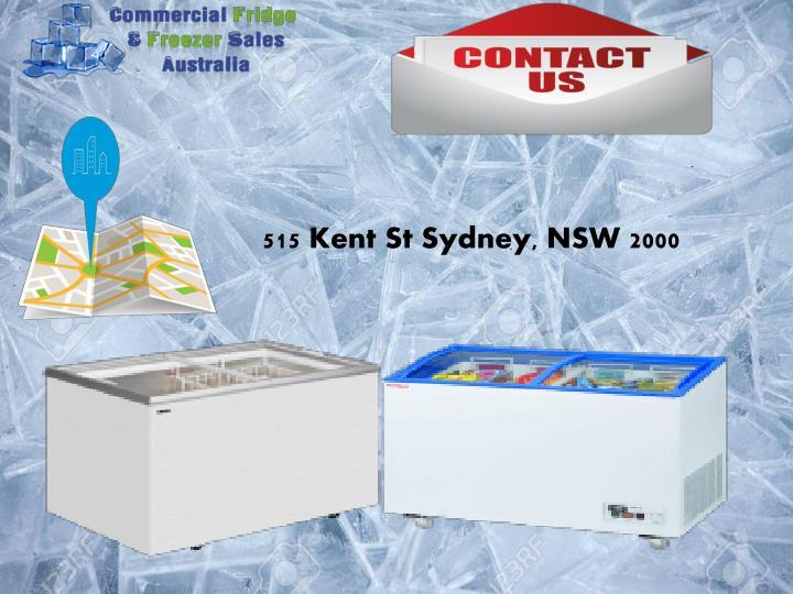 515 Kent St Sydney, NSW 2000