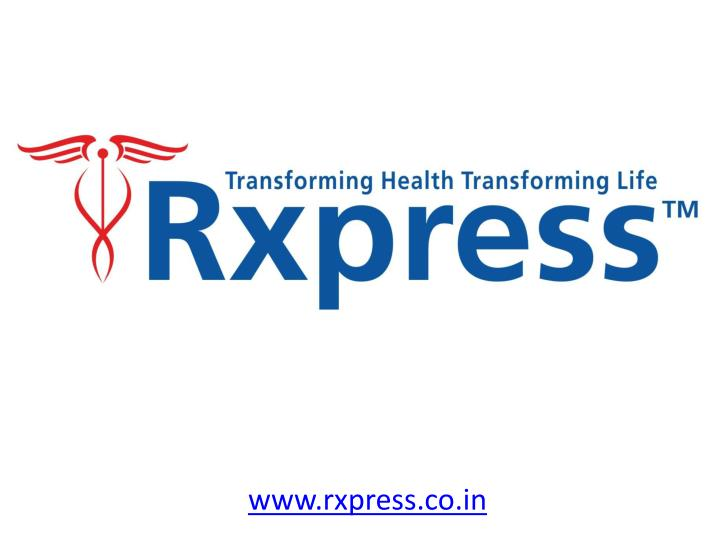 www.rxpress.co.in