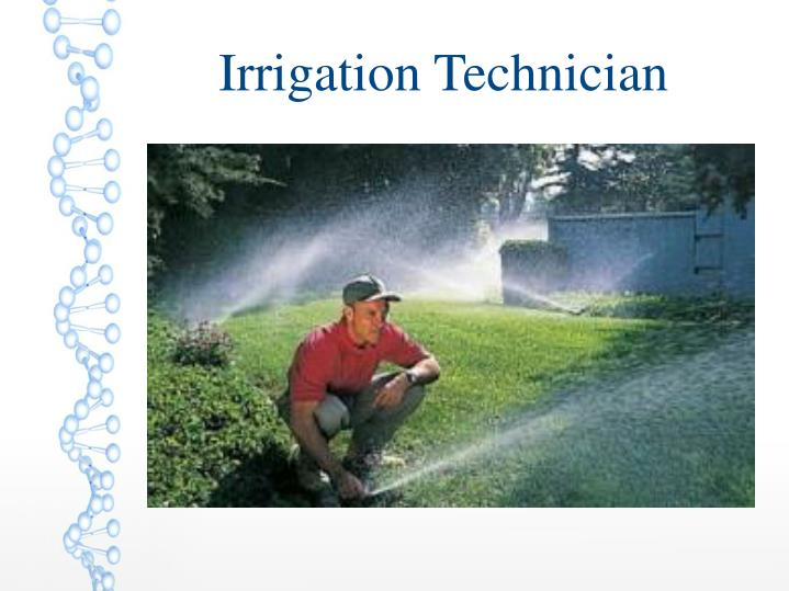 Irrigation Technician