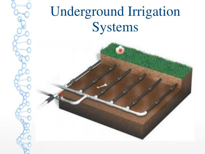 Underground Irrigation Systems