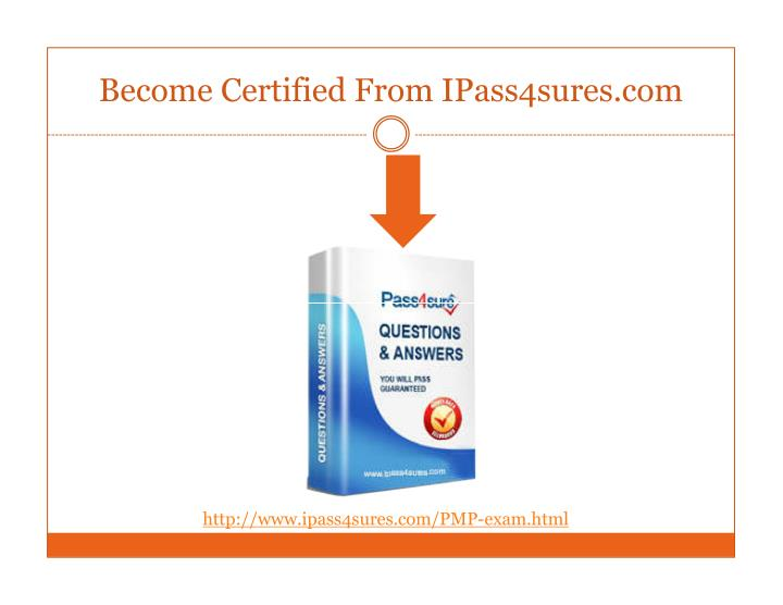 Become Certified From IPass4sures.com
