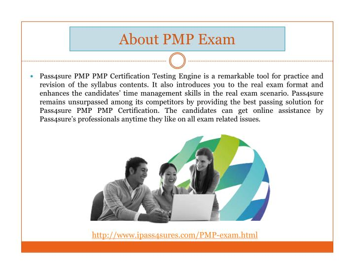 About PMP Exam