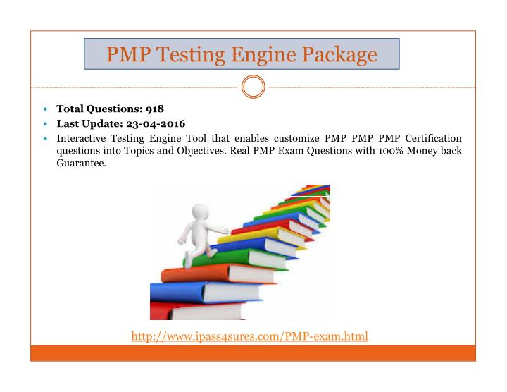 PMP Testing Engine Package