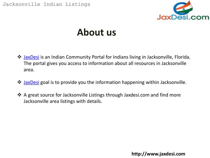 Jacksonville Indian