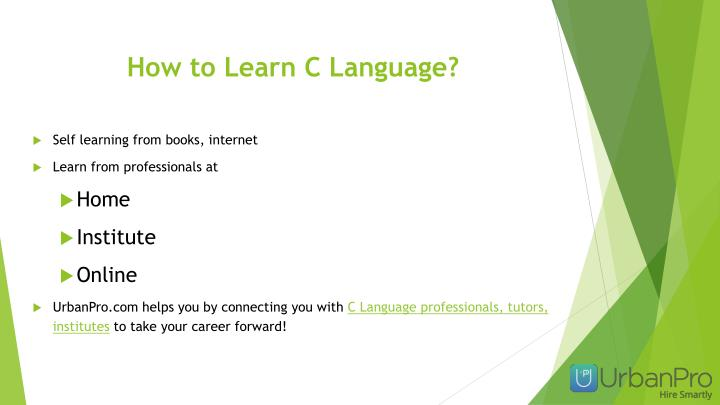 How to Learn C Language?