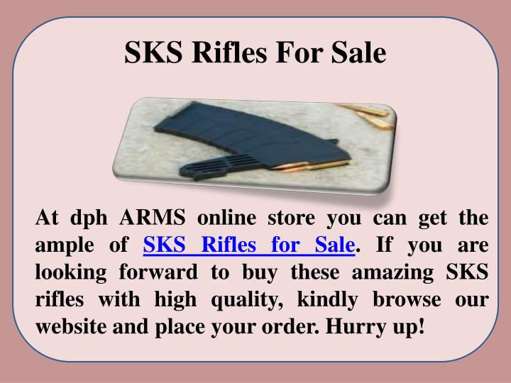 SKS Rifles For Sale