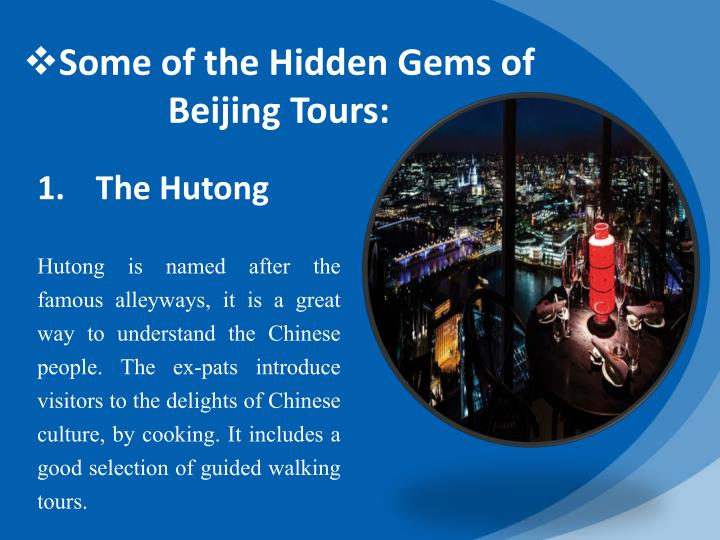 Some of the Hidden Gems of Beijing