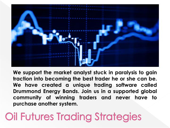 Trading strategy for futures