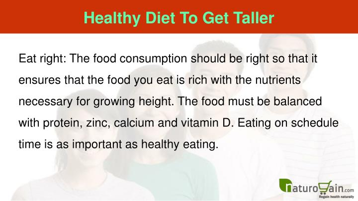 Healthy Diet To