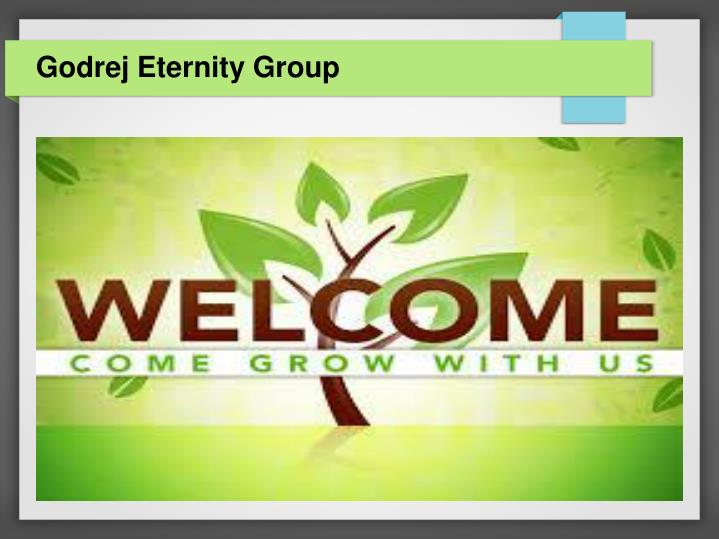 Godrej eternity group