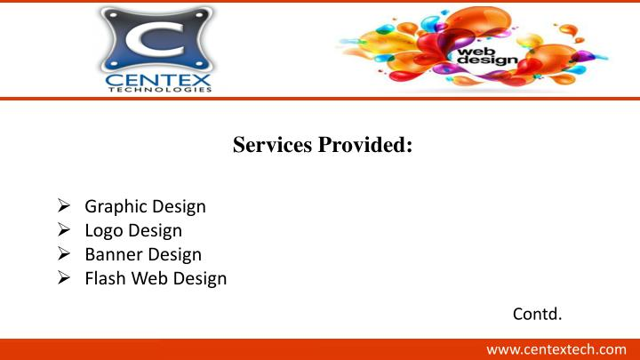 Services Provided: