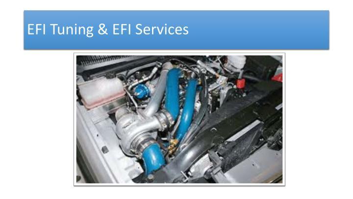 EFI Tuning & EFI Services