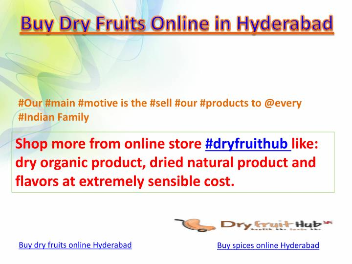 #Our #main #motive is the #sell #our #products to @every