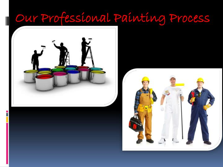 Our Professional Painting Process