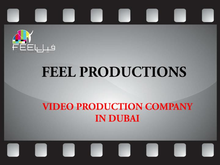 FEEL PRODUCTIONS