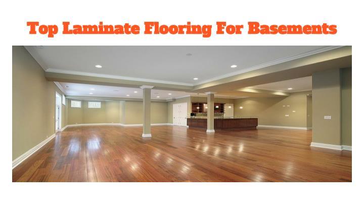 Top Laminate Flooring For Basements