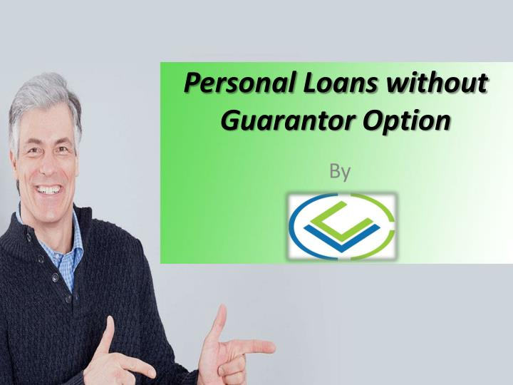 Loans With Bad Credit With No Guarantor
