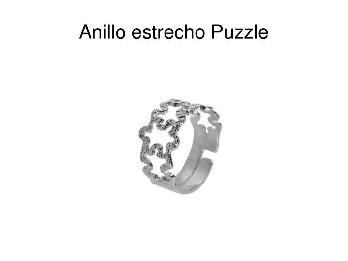 Anillo estrecho Puzzle
