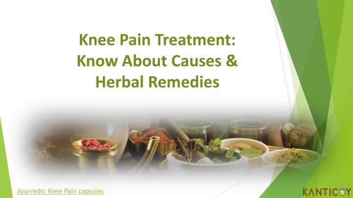 Knee Pain Treatment: Know