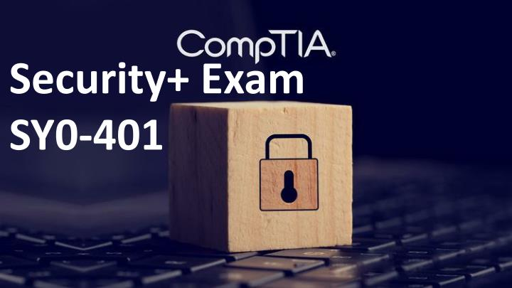 Security+ Exam