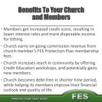 benefits to your church and members