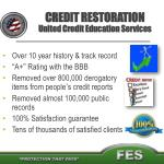 credit restoration united credit education services