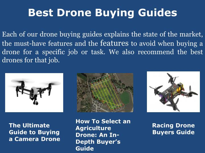 Best Drone Buying Guides