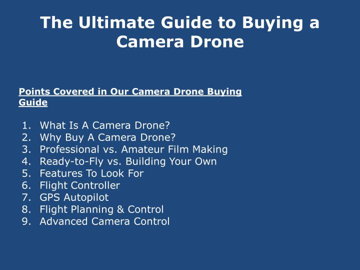 The Ultimate Guide to Buying a
