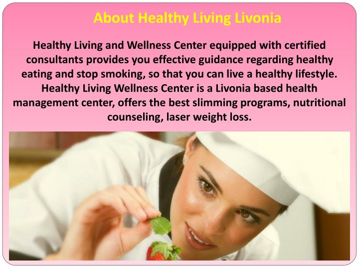 About Healthy Living Livonia