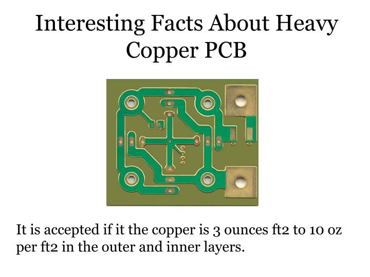 Interesting Facts About Heavy Copper PCB