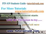 fin 419 students guide tutorialrank com17