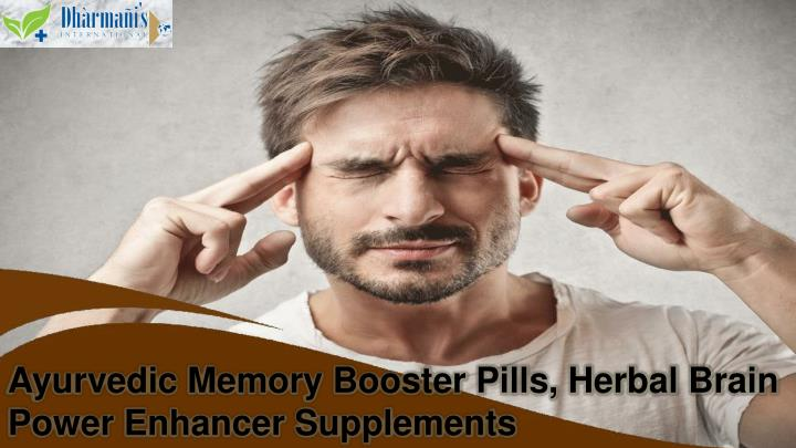 Improve memory function vitamins image 1